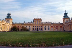 wilanow-palace